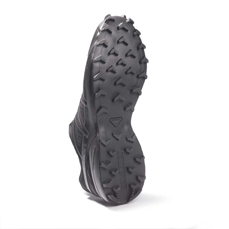 salomon men's speedcross 4 wide trail running shoes 599
