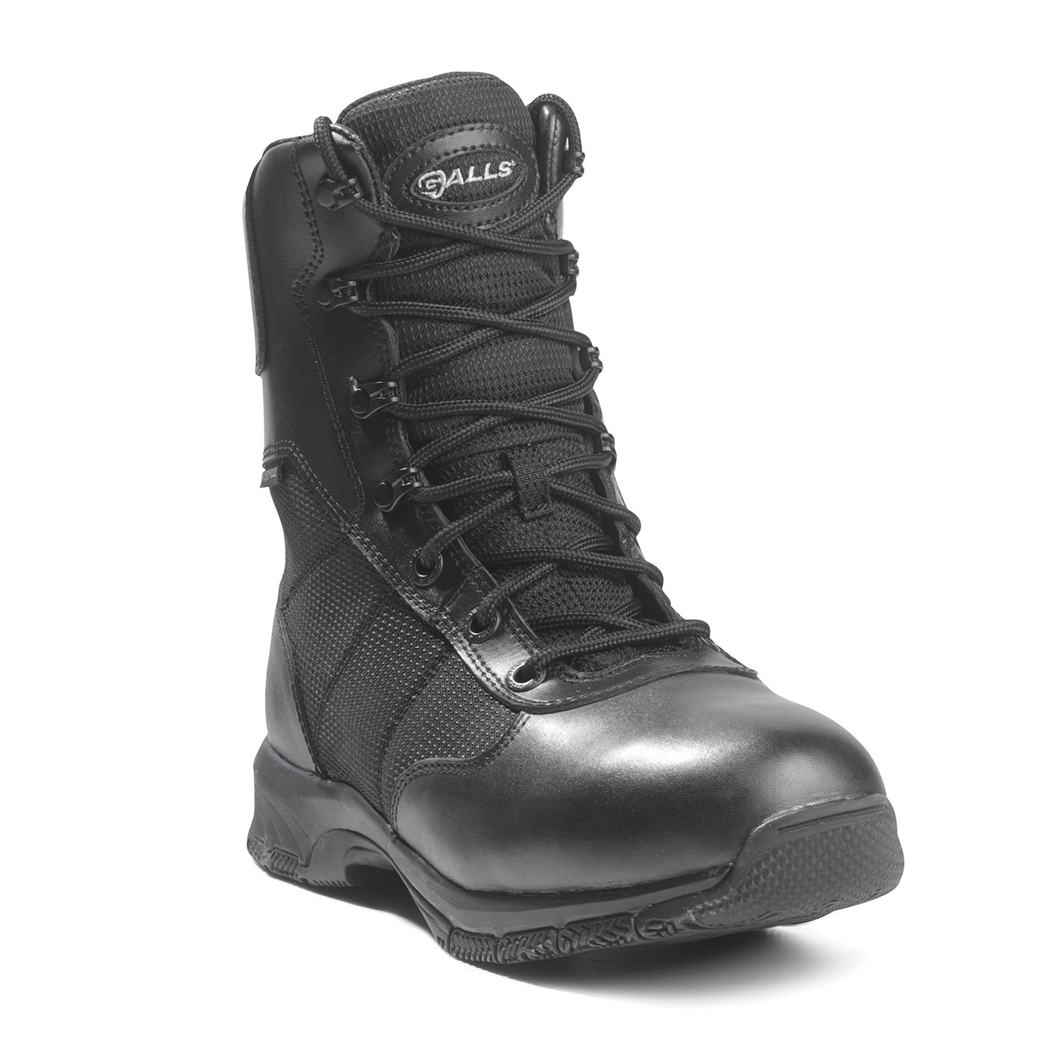 Galls G-TAC Athletic 8 inch SZ WP Boot with Polishable Toe