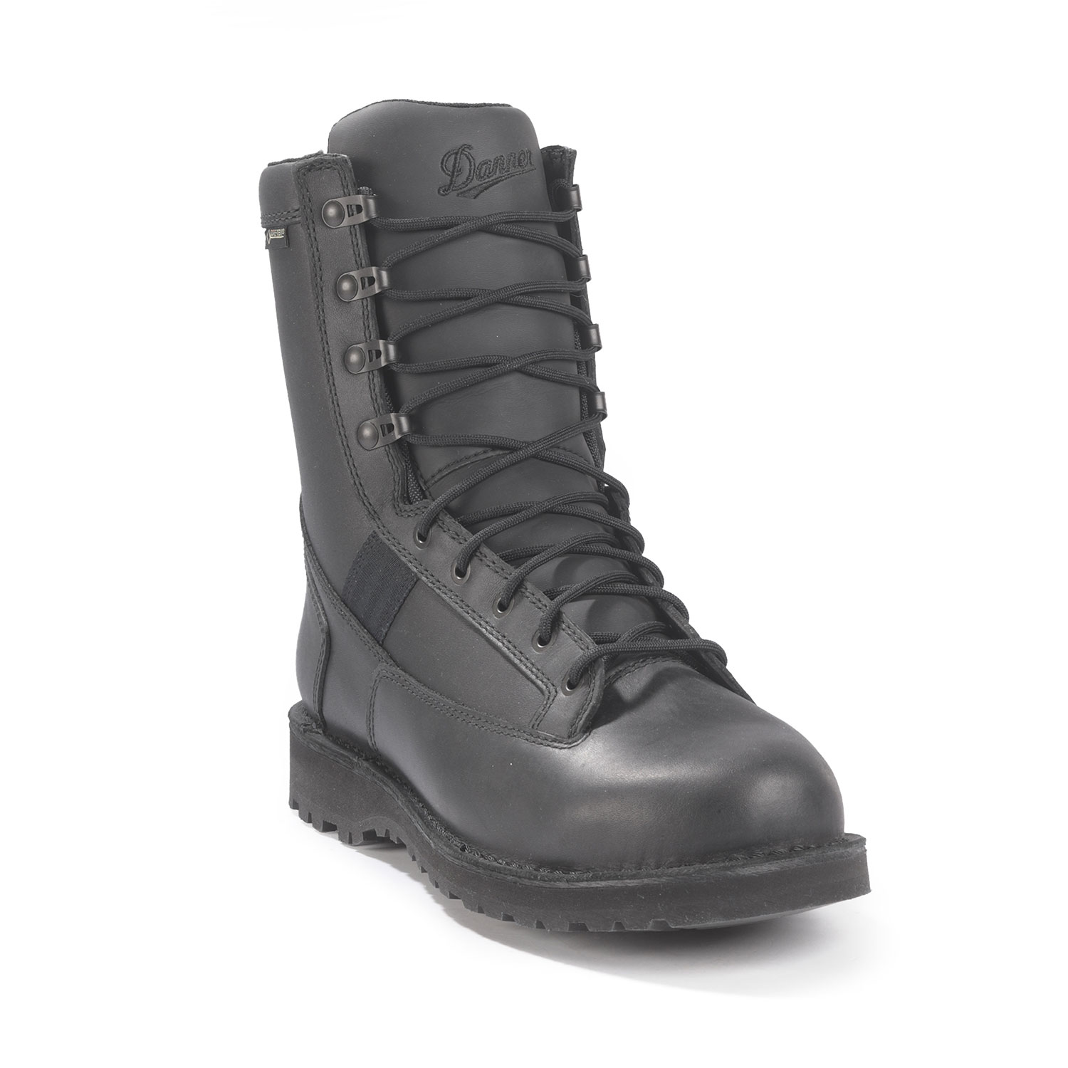 "Danner Stalwart 8"" Side-Zip All Leather Boot"