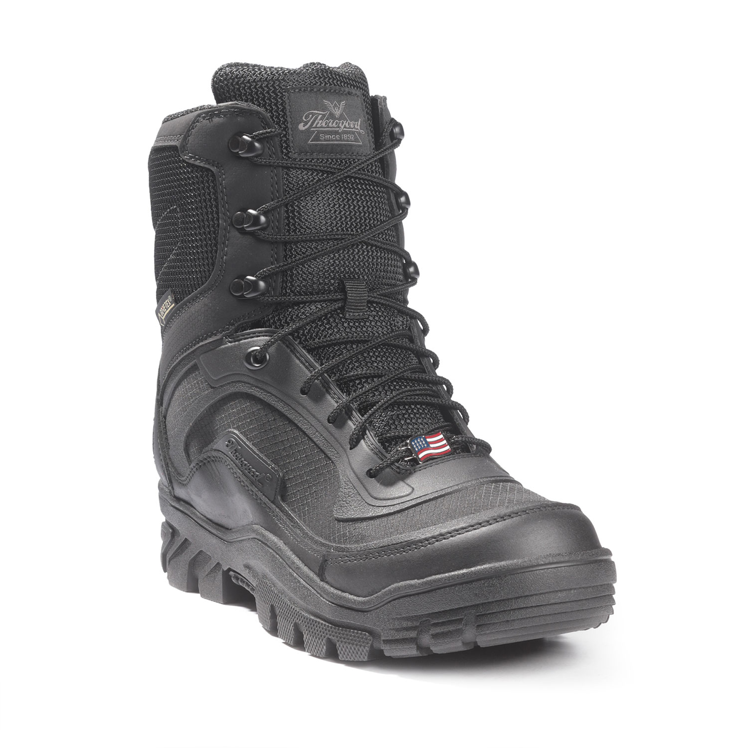 "Thorogood Veracity GTX 7"" Tactical Side-Zip Boot"