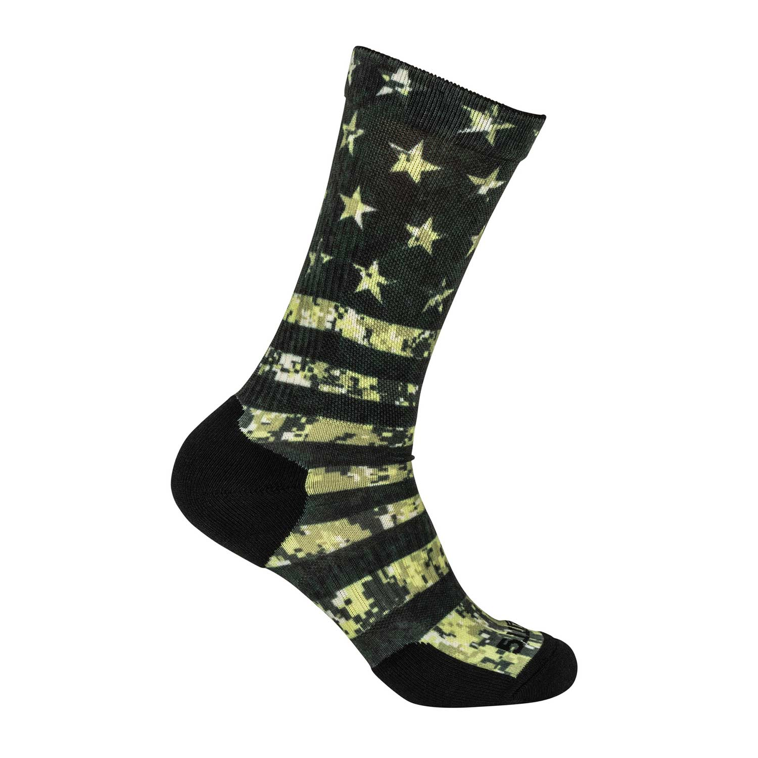 5.11 Tactical Socks and Awe Tactical Flag Crew Socks