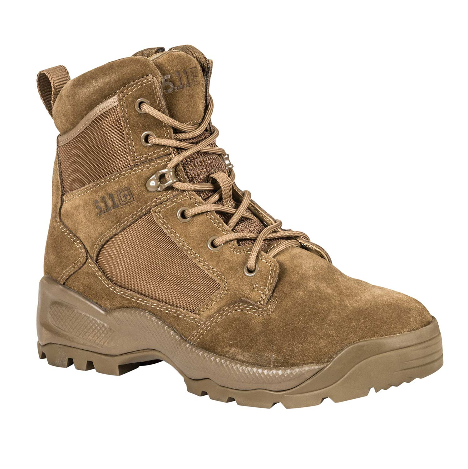"5.11 Tactical A.T.A.C. 2.0 6"" Side Zip Desert Duty Boot"