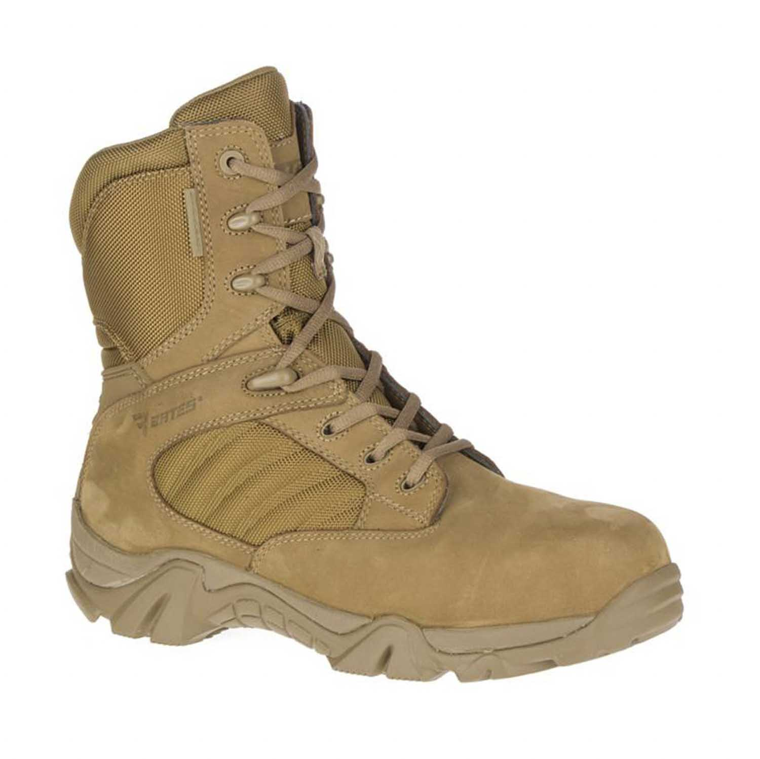 Bates GX-8 Waterproof Comp. Toe Side-Zip Boot