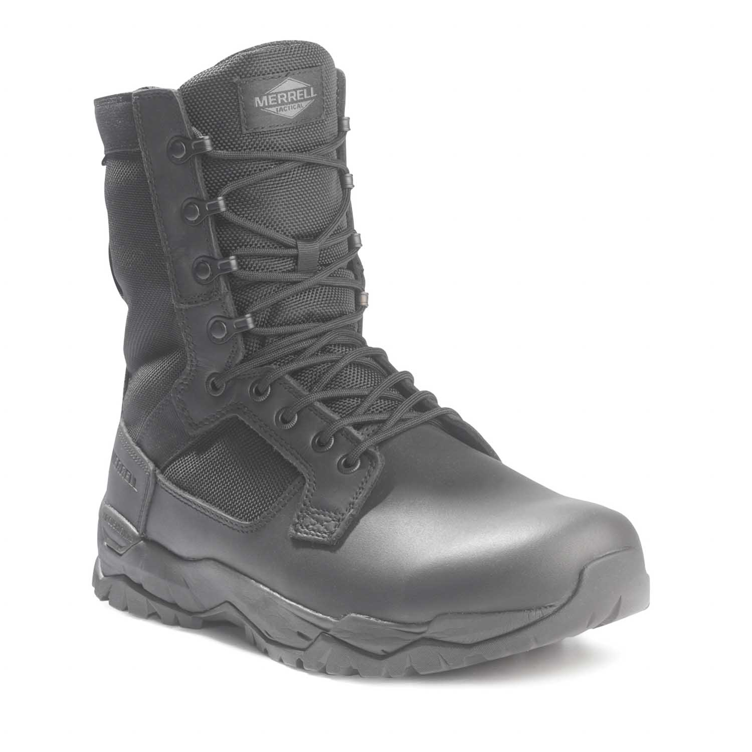 "Merrell MQC Patrol Waterproof 8"" Duty Boot"