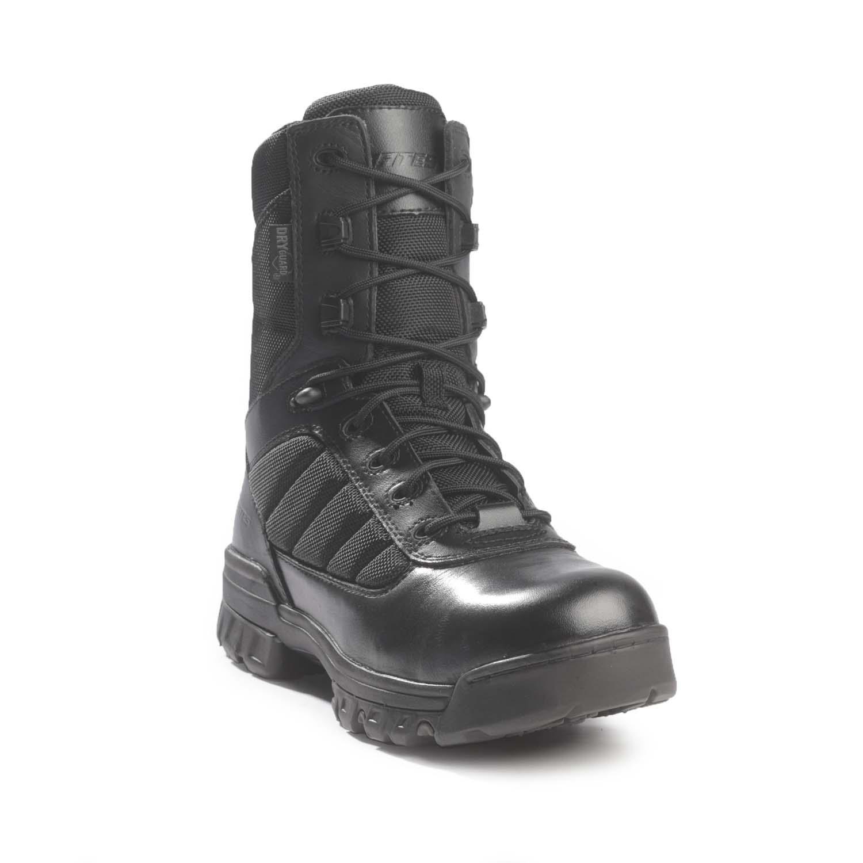 BATES Waterproof Slip Resistant Work LightWeight Tactical Law Enforcement Boots