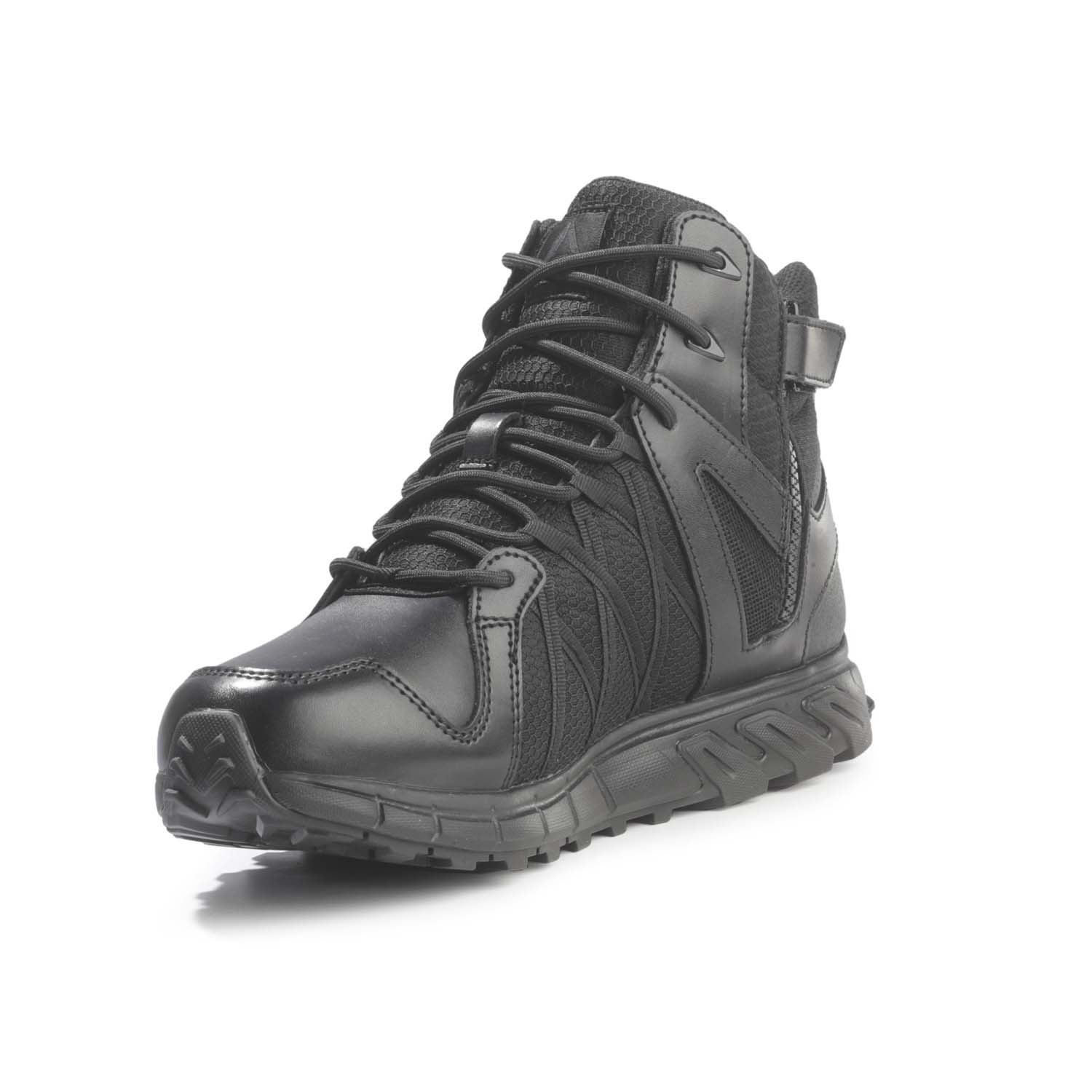 Reebok Work Mens Trailgrip Tactical 6 Inch Casual Work /& Safety Shoes 10.5 Black