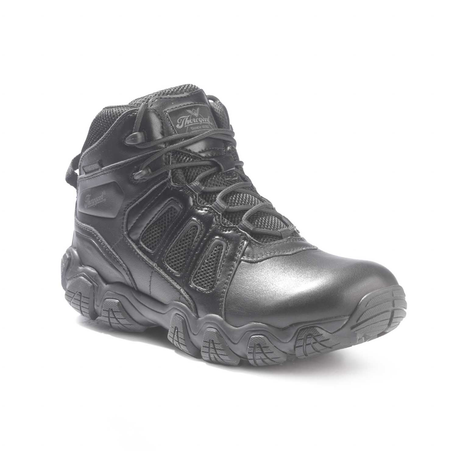 "Thorogood 6"" Crosstrex Waterproof Safety Boot w/ Polishable"