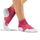 Tommie Copper Women's Breakaway Performance Compression Athletic Ankle Socks