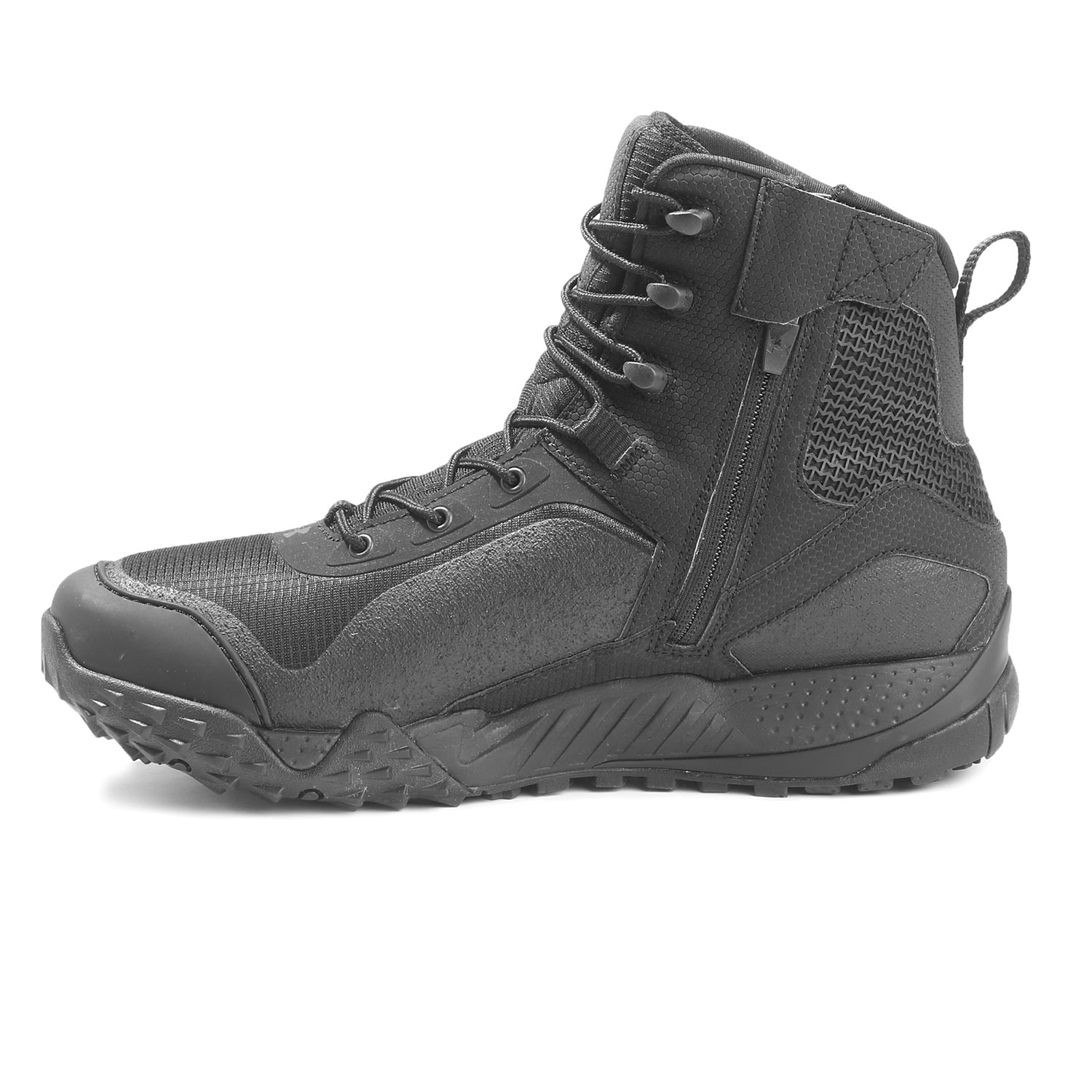 Under Armour Valsetz Rts 7 Quot Side Zip Boots At Galls