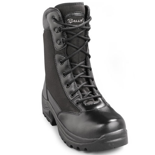 Engineered to provide outstanding performance, enhanced mobility, and a clean, professional appearance, Tactical police boots are the patrol officer's best friend. Our patrol boots feature durable construction for rugged environments, enhanced arch support for all day comfort, and a high-shine toe that meets any departmental standards.