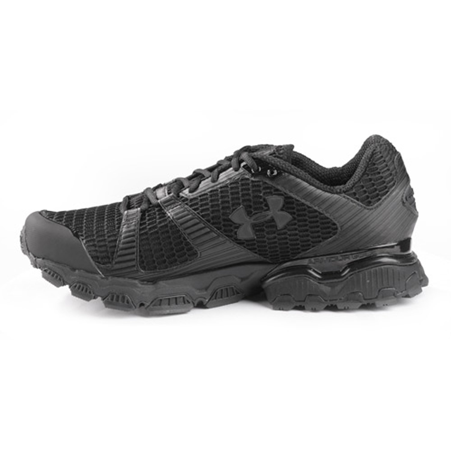 Under Armour Fthr Radiate Shoes - Black/Blaze Orange | Free Delivery