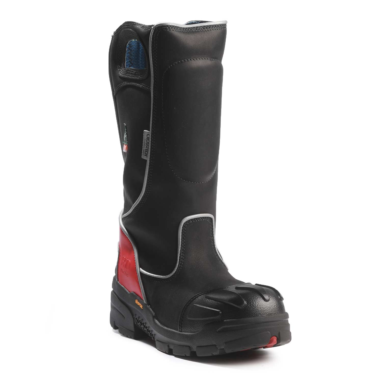 Fire-Dex Leather Structural Fire Boot