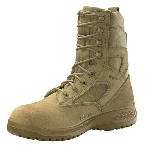 Belleville Hot Weather Safety Toe Combat Boot