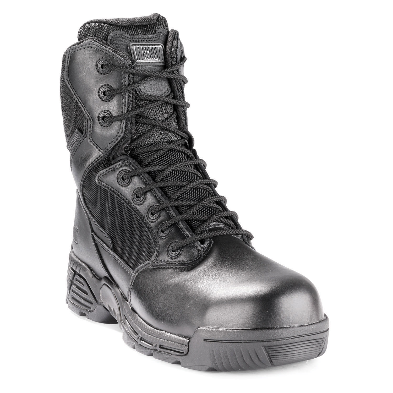 Magnum 8 Quot Stealth Force Side Zip Waterproof Composite Toe Boot
