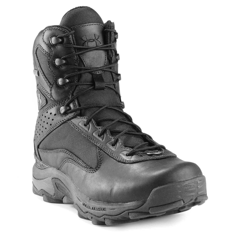 Under Armour Speedfreek 7 Inch Waterproof Duty Boot At Galls