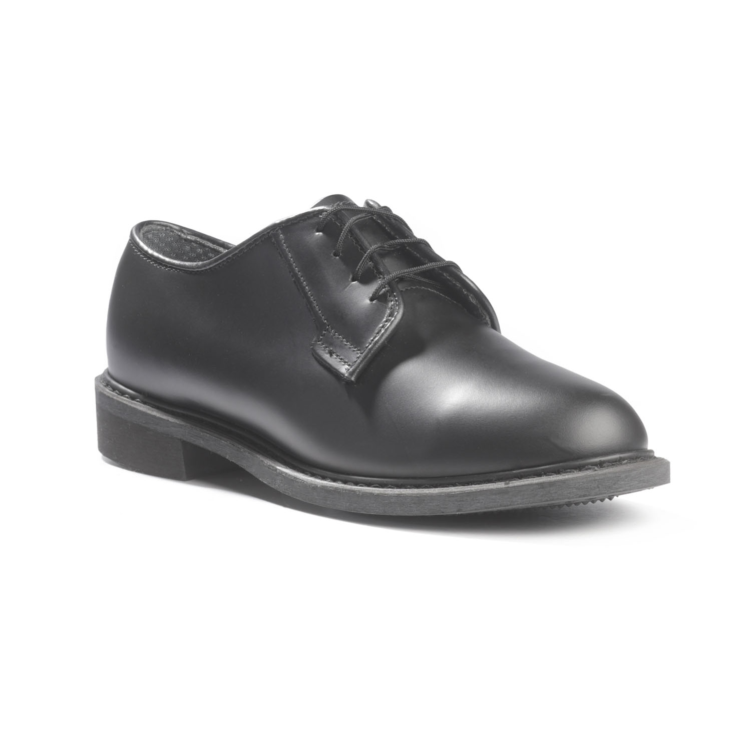 Bates Womens Leather Uniform Oxfords