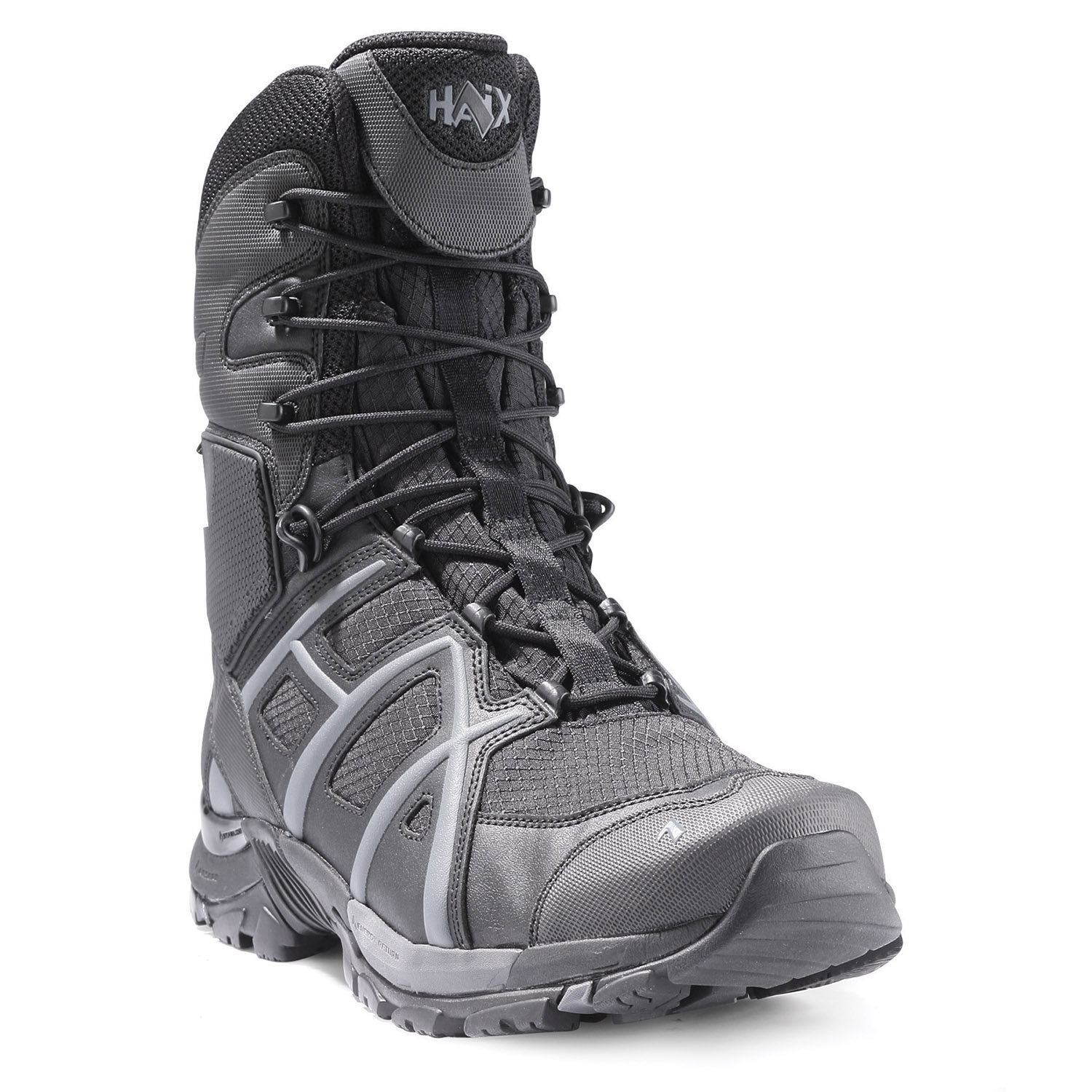 "HAIX 8"" Black Eagle Athletic 10 High WP Boot"