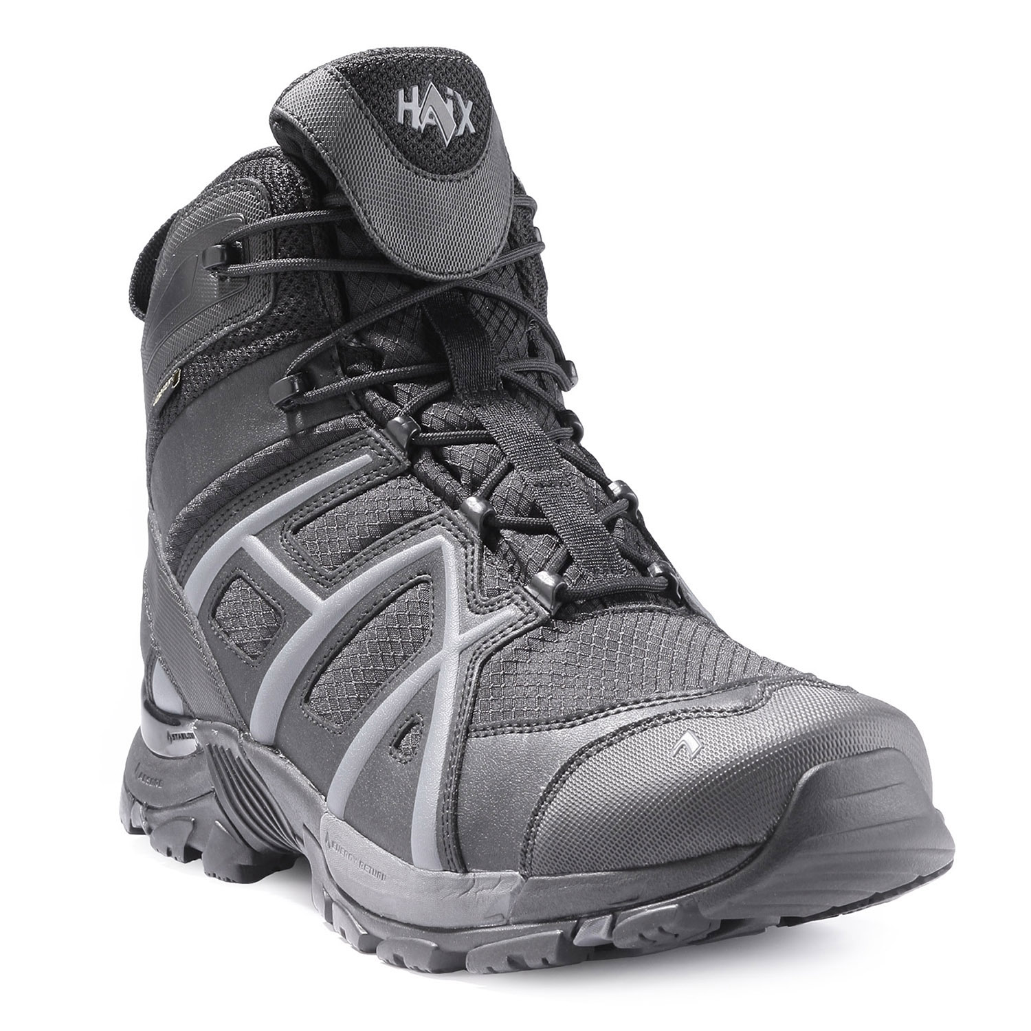 "HAIX 6"" Black Eagle Athletic 10 Mid WP Boot"