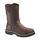 Wolverine Buccaneer Multishox 10 Inch Contour Welt Waterproof Steel Toe Wellington Boots