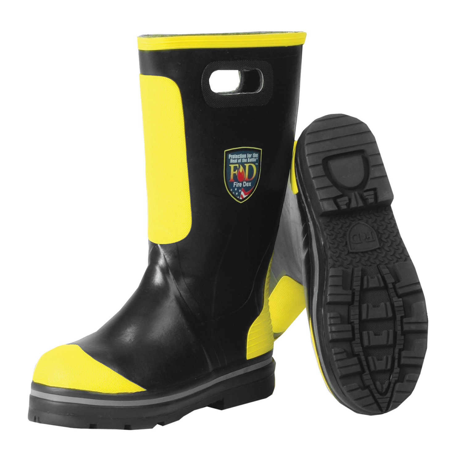 Fire Dex Rubber Fire Boot