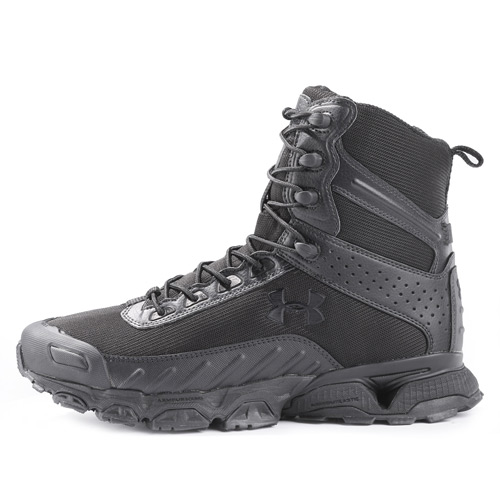 Under Armour Valsetz Side Zip 7 Quot Tactical Boots At Galls