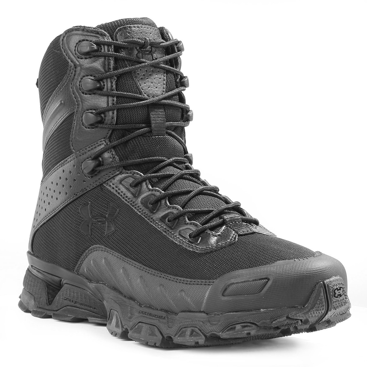"Under Armour 7"" Valsetz Side Zip Tactical Boot"