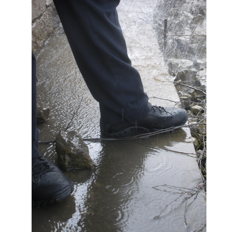 NEW BELLEVILLE TR960ZWP KHYBER WATERPROOF SIDE-ZIPPER BOOTS ALL SIZES
