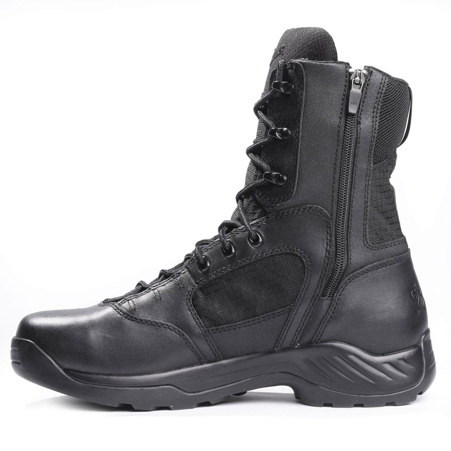 Danner Kinetic Waterproof Side Zip 8 Inch Duty Boots At Galls