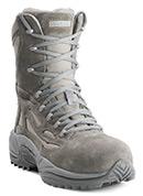Reebok Men's Side-Zip Composite Toe 8 inch Duty Boots