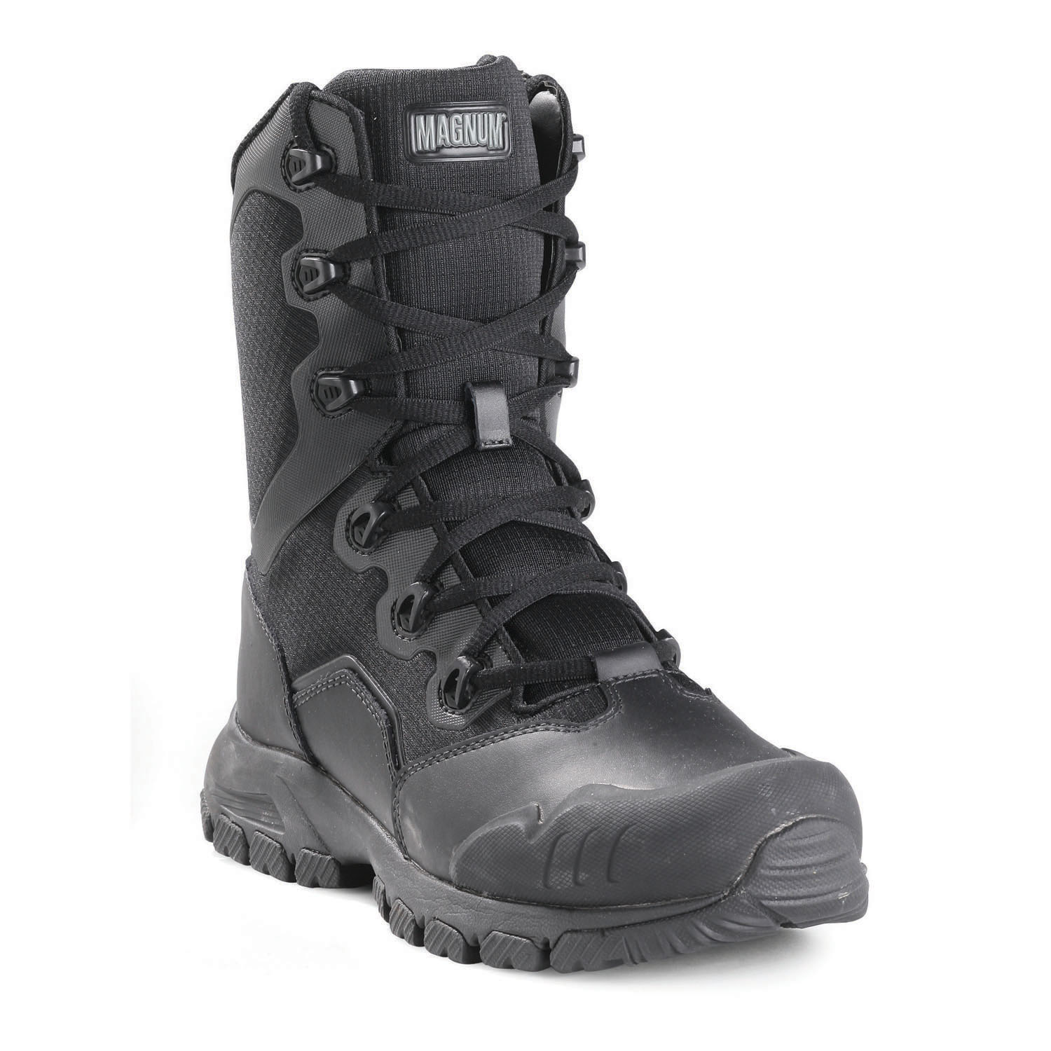 "Magnum 8"" MACH 1 Side Zip Boot"