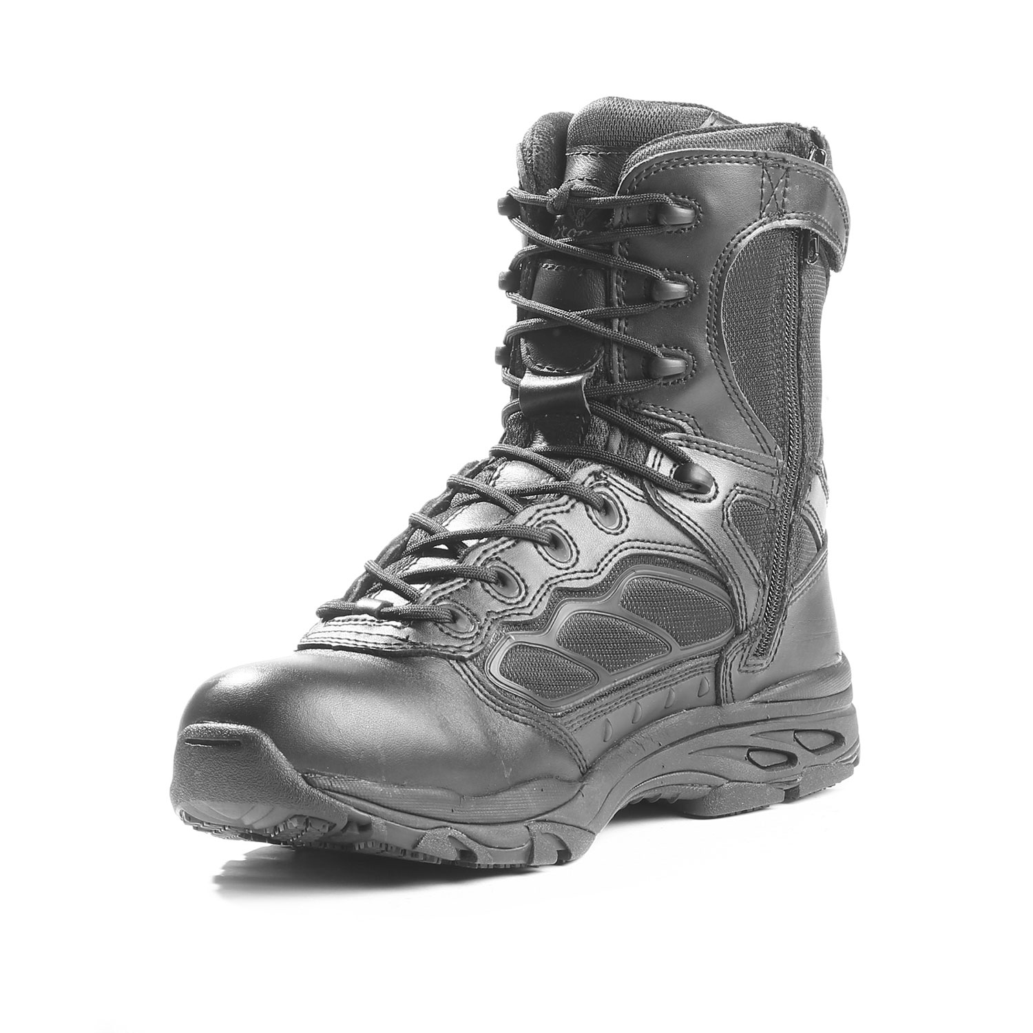 Thorogood 8 Quot Asr Ultra Light Side Zip Boot