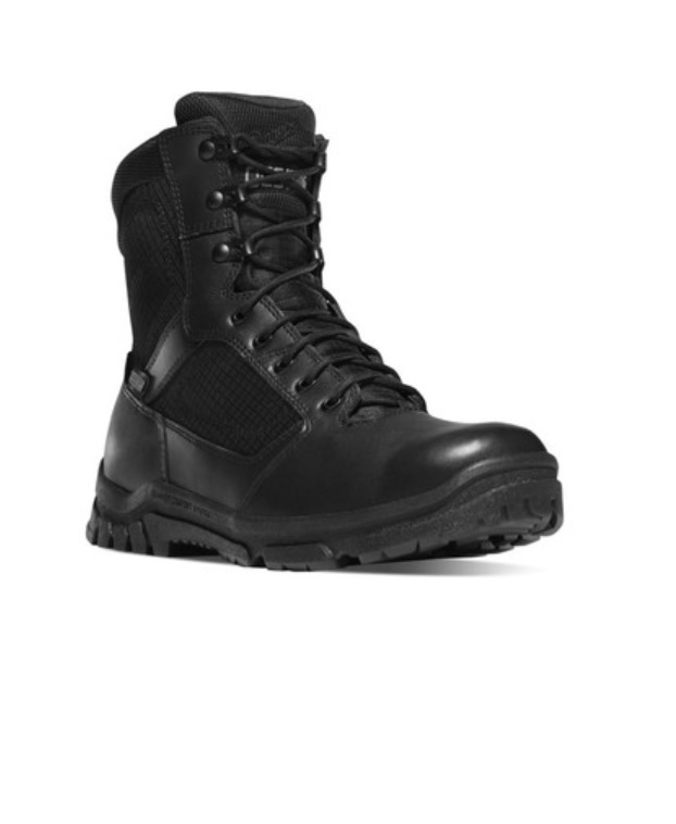 "Danner Lookout 8"" Side Zip Boot"