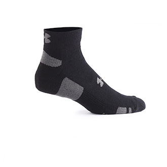 662b0be71 Under Armour Resistor 3.0 No Show Sock 6 Pack Under Armour HeatGear Low-Cut Socks  3 Pack ...
