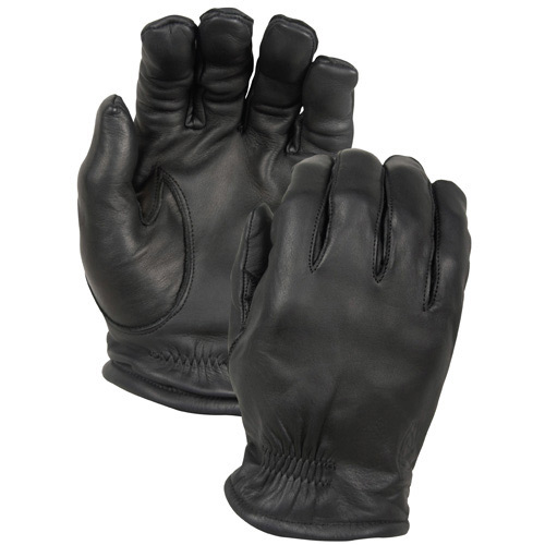 Damascus Frisker S Leather Glove with Spectra