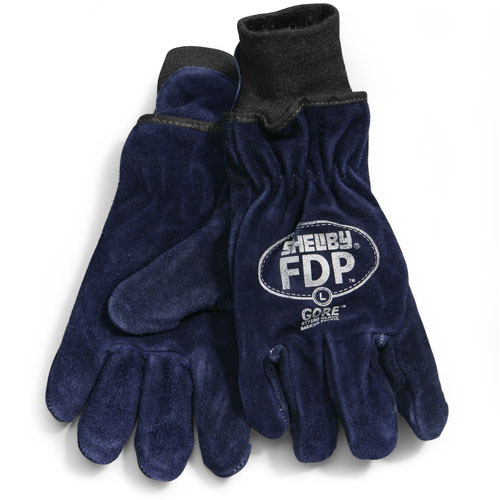 Shelby FDP Koala/GORE Cowhide Gloves with Knit Wrists