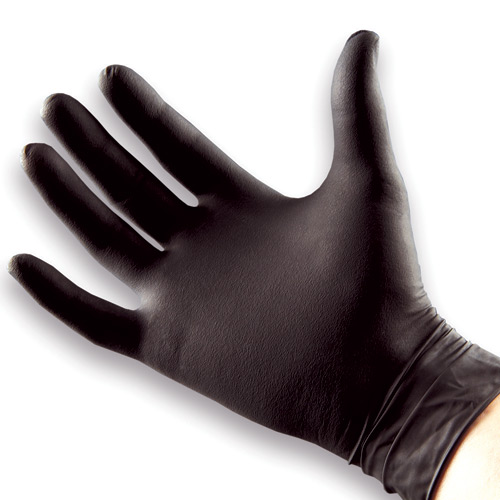 North American Rescue Black Talon Nitrile Gloves