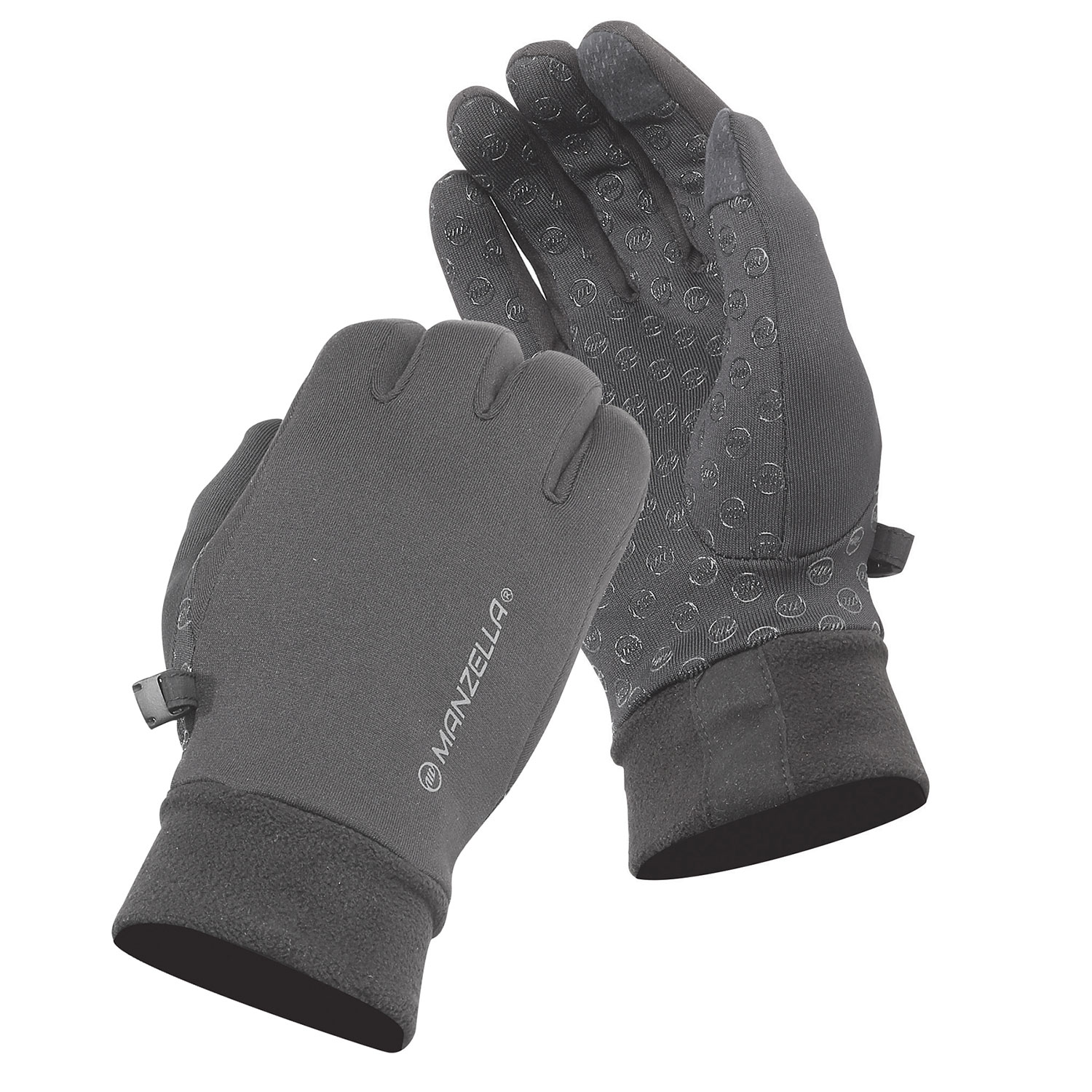 Manzella Power Stretch TouchTip Gloves