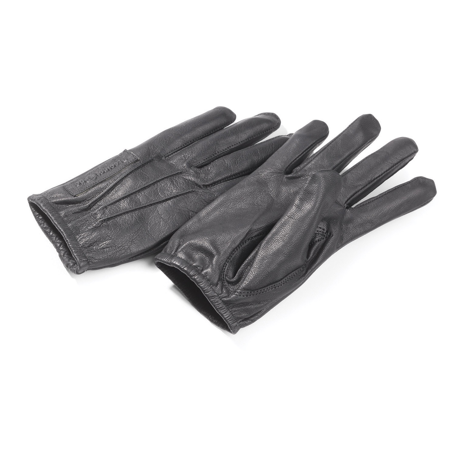 Black leather gloves meaning - Precinct One Men S Waterproof Leather Duty Gloves