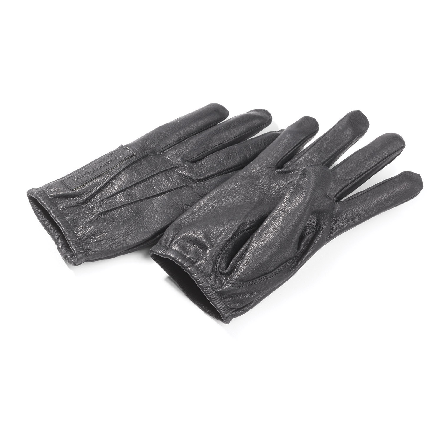 Precinct One Women's Waterproof Classic Leather Duty Gloves