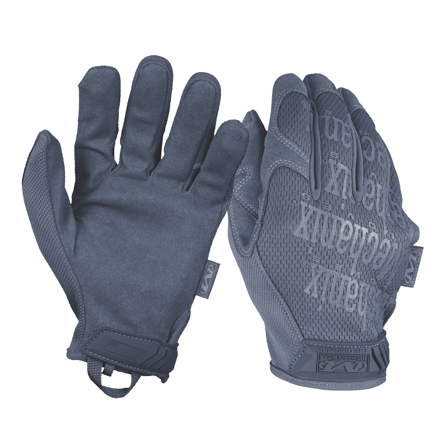 Mechanix Wear Original Wolf Grey Gloves