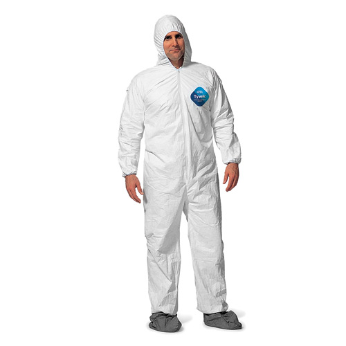 DuPont Tyvek Coverall with Hood
