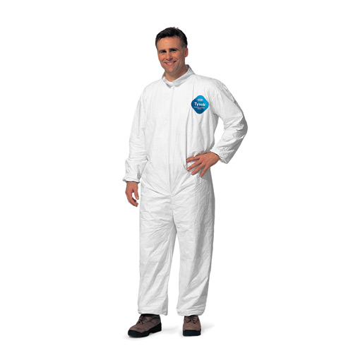 DuPont Tyvek Protective Coverall