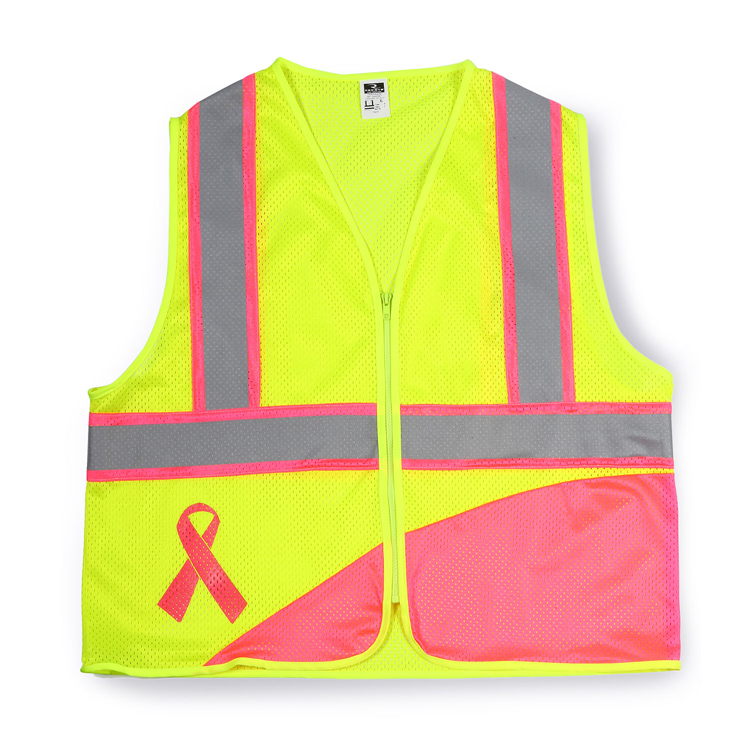 Radians ANSI II Breast Cancer Awareness Safety Vest