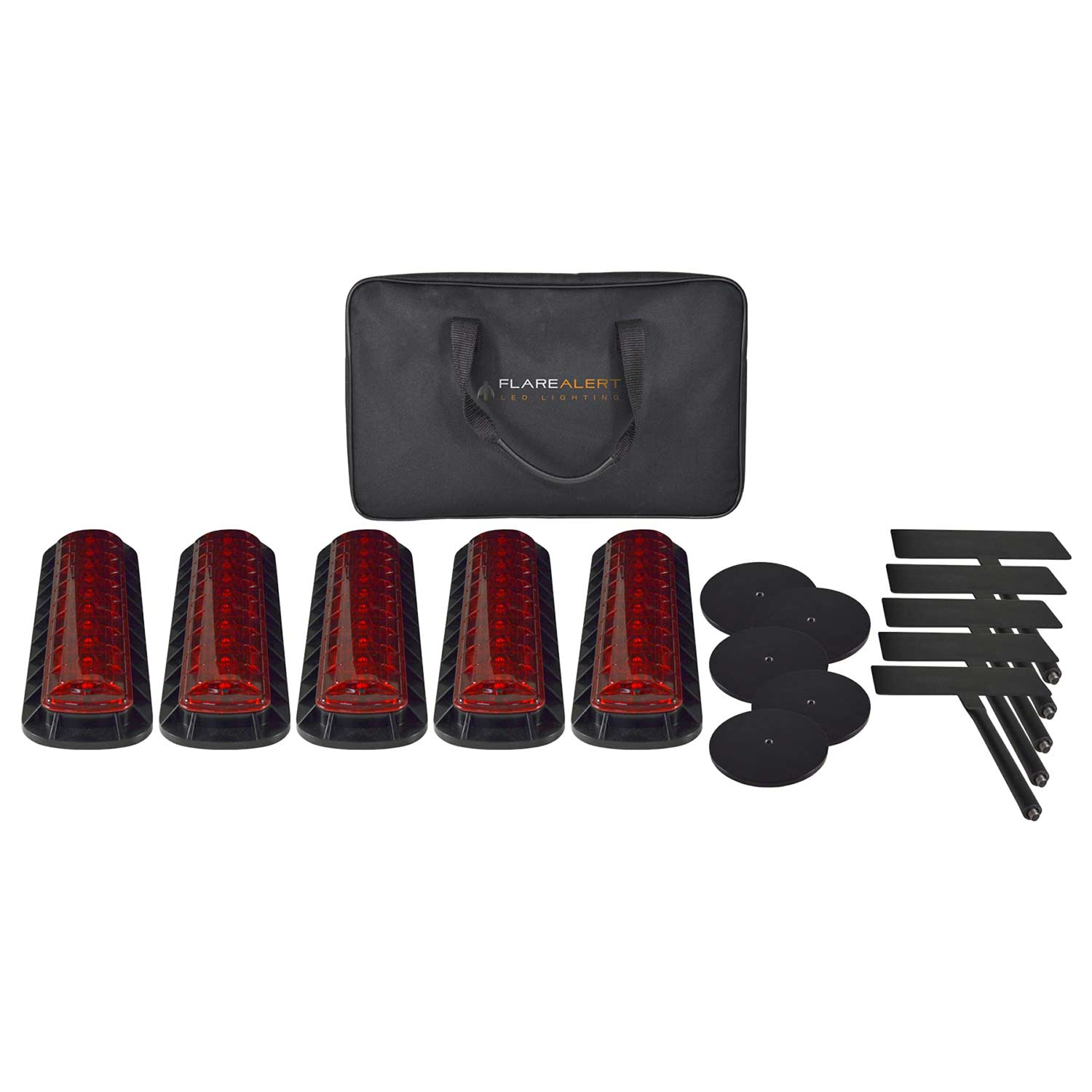 FlareAlert Chaselight 5-Pack Kit