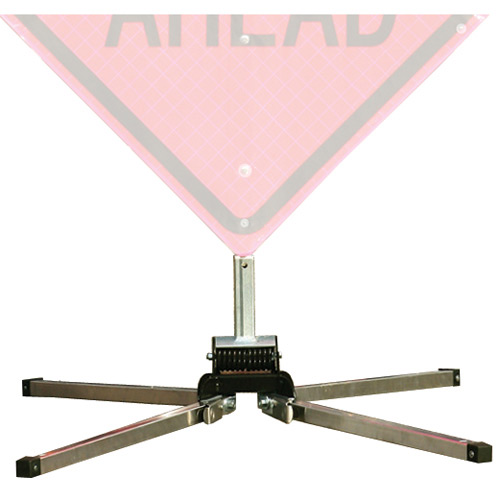DynaFlex Sign Base for Fold and Roll Sign System