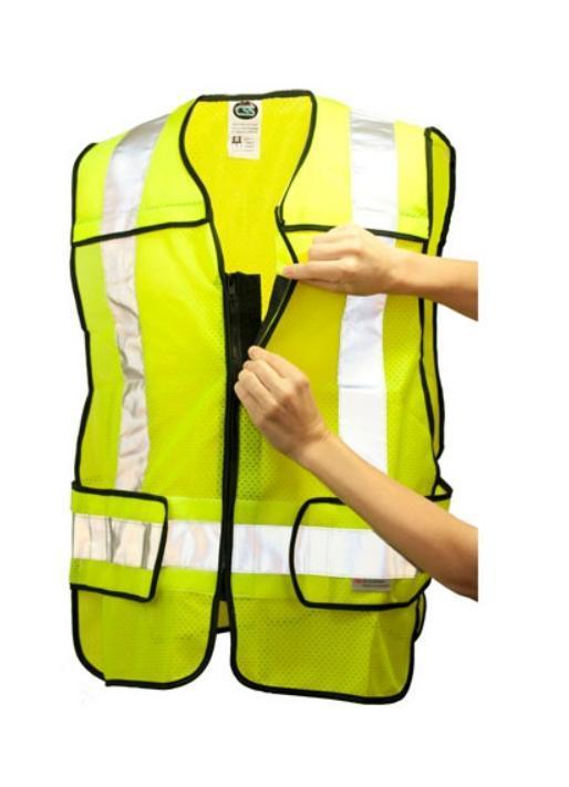 Custom Galls II Safety Vest