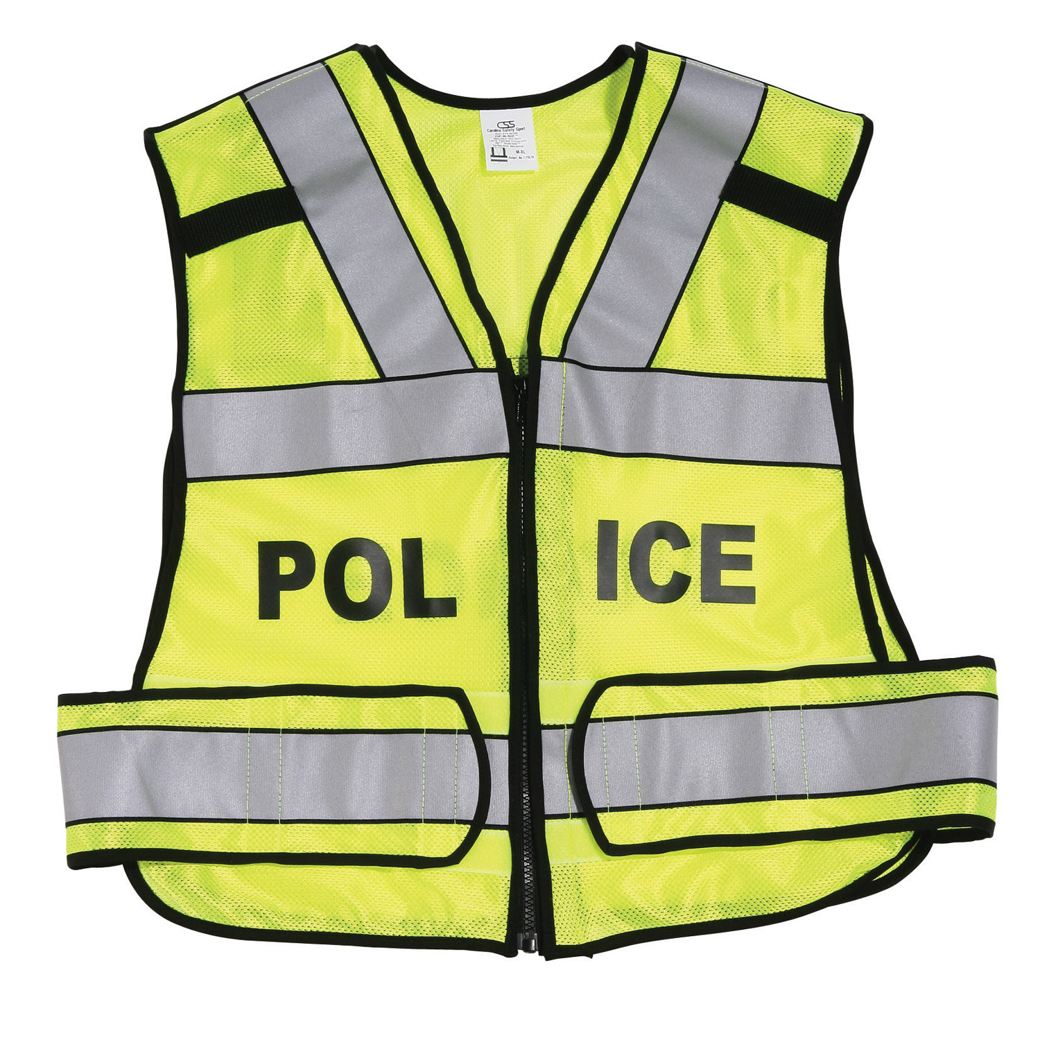 Galls ANSI 207-2006 V Style Safety Vest