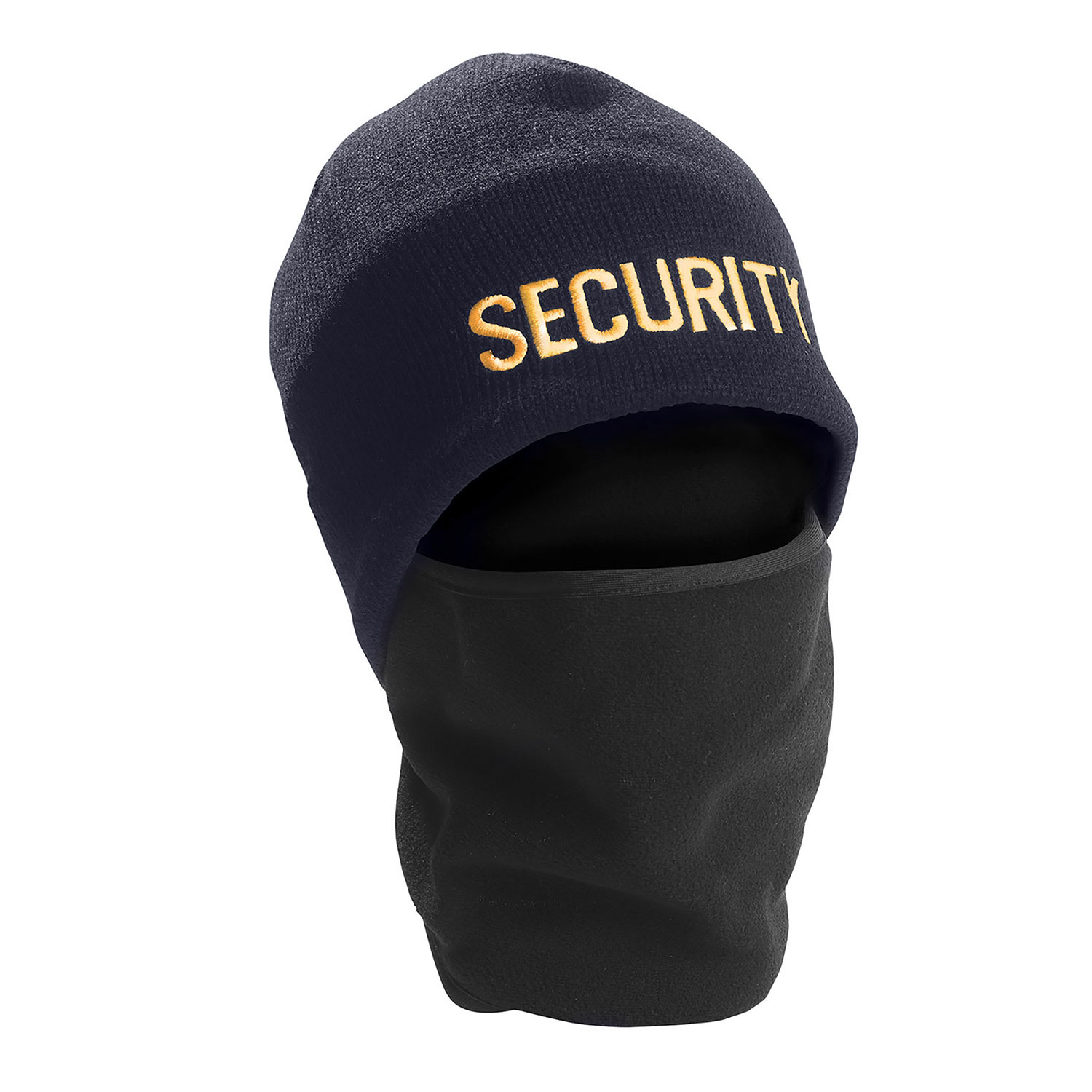 Galls SECURITY Watch Cap with Face Mask