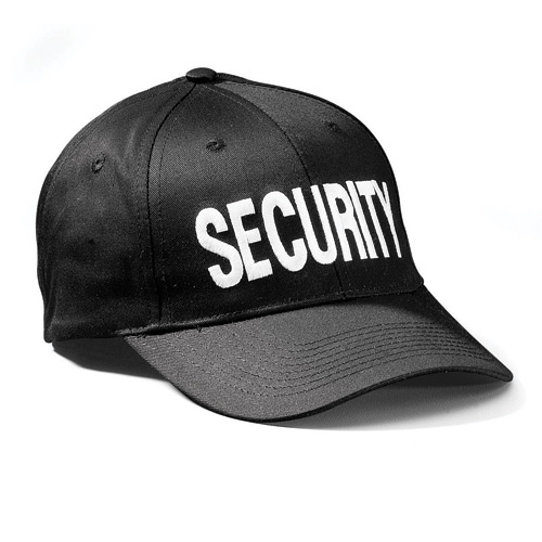 Galls Security Raid Ball Cap