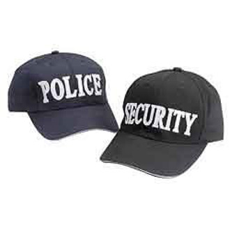 LawPro Reflective Security Cap